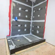 Kirb Perfect Shower by Wedi Ecobath Underlayment Surround Kit Us4000002 Contractors Direct
