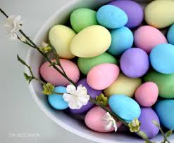 Decorating Easter Eggs by Easter Decorating Ideas Round Up Diy Decorator