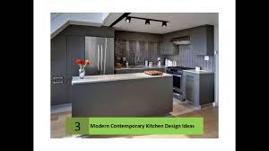 modern contemporary kitchen design kitchen design kitchen galley contemporary spectraair com