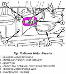 2007 dodge ram eratic blower motor operation 100 images blower