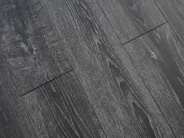 Laminate Flooring Denver Balento Quietwalk Denver Black Wood 10mm Laminate Flooring Grey