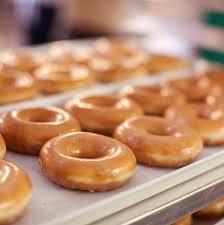 krispy kreme s glazed doughnuts promotion july 2017 popsugar food