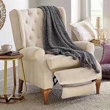 Pictures Of Queen Anne Chairs by Our Beautifully Crafted Queen Anne Style Tufted Wingback Recliner