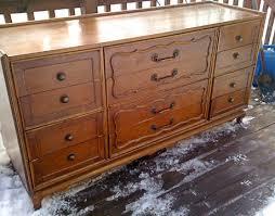 Turning Dresser Into Bookshelf Furniture Makeover Diy Bookcase