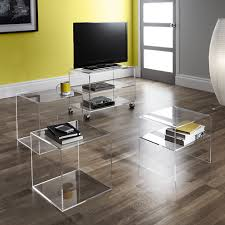 funky side tables acrylic nesting tables furniture u2014 home ideas collection about
