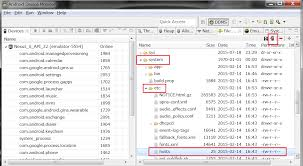 android adb edit hosts file via android device monitor in android studio and