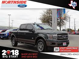 new 2018 ford f 150 king ranch crew cab pickup in san antonio