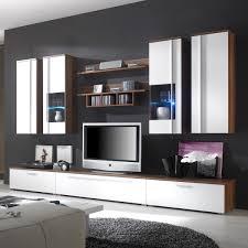 Wohnzimmer Ideen Retro Weiße Anbauwand Schön Wohnwand Anbauwand Schrankwand Pinie Weiß