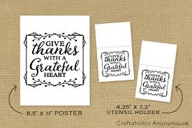 craftaholics anonymous thanksgiving free printable quote