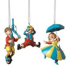 kid clown circus ornaments glitter accents circus carnival decor