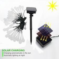 Solar Powered Rv Awning Lights Rv U0026 Camping Christmas Tree Ornaments Outdoor String Lighting