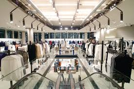 store gallery zara opens an industrial flagship on oxford street