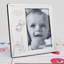 Engravable Baby Gifts Engraved Baby Photo Frame Ideal Baby Gifts 6x4