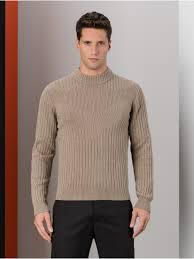 blended cashmere sweater bikkembergs mens