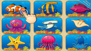 ocean life dot to dot for kids android apps on google play