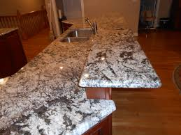 granite countertop edge treatment options