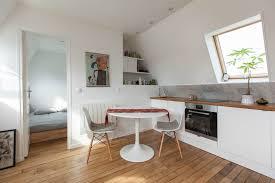 arredo mansarda moderno foto cucina in mansarda di rossella cristofaro 383528 habitissimo