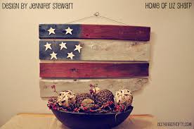 Red White And Blue Home Decor by Americana Home Decor There Are More Americana Home Decor For