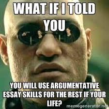Essay Memes - argumentative memes image memes at relatably com