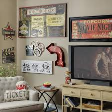 Home Theatre Decorations by Film Lovers We Have The Movie Decor You U0027ve Been Searching For