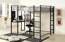 Bunk Bed With Desk And Drawers Loft Bunk Bed With Desk Underneath Modern And Drawers