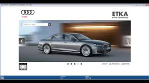 volkswagen audi group vag etka 8 0 electronic parts catalogue epc for volkswagen group