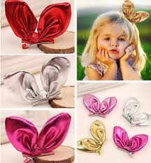 toddler hair accessories girl toddler bunny ear hair baby hairpins hair accessories