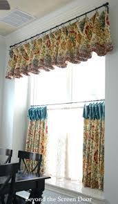 kitchen curtain valances ideas curtains valances styles enjoyable kitchen curtain valance styles