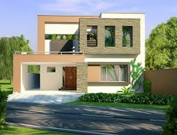 Modern House Design From Lahore Pakistan