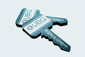 Cool Shaped Business Cards 28 Real Estate Business Cards We Love