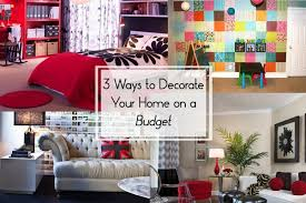 How To Decorate Your House How To Decorate House On A Budget Best 25 Budget Decorating Ideas
