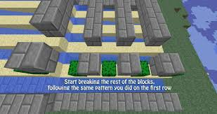 Minecraft House Blueprints Layer By Layer by Creating Killer Cacti How To Make A Cactus Farm In Minecraft