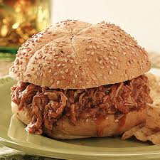 pork sandwiches with root beer barbecue sauce recipe taste of home