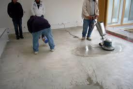 Concrete Floor Bathroom - day 376 floor test and master bathroom mess tatami house