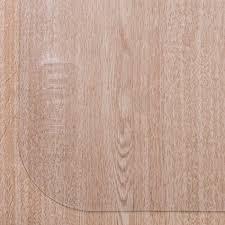 tapis de sol transparent pour bureau my sit 120 x 150 cm tapis de sol tapis protège sol pour chaise de