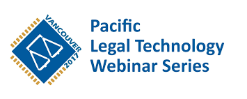 Seminar And Webinar Schedule Pacific Legal Technology Webinar Series 2017