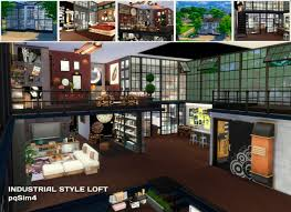 25 best sims 4 loft ideas on pinterest sims 4 houses layout 3d