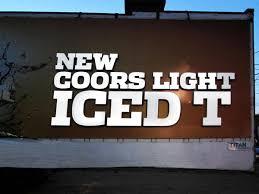 Coors Light Flag Digital Led Displays Digital Billboards Led Billboards