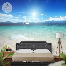 wall murals peel and stick self adhesive vinyl hd print tagged yacht from the shore wall mural self adhesive peel stick photo mural nature