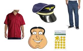 Family Guy Halloween Costume Glenn Quagmire Costume Diy Guides Cosplay U0026 Halloween