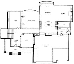 100 prairie style floor plans craftsman style house plan 3