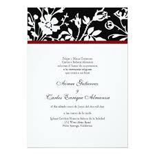 Wedding Invitations In Spanish 169 Best Spanish Wedding Invitations Images On Pinterest Spanish