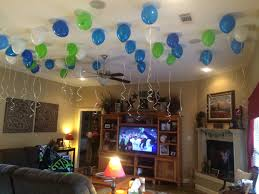 decorating a room for a party henol decoration ideas