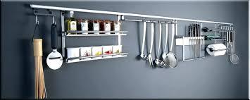 ustensiles de cuisine inox barre porte ustensiles de cuisine inox de 40 a 100 cm rosle porte