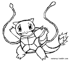 printable 14 pokemon coloring pages squirtle 3382 pokemon