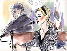 ironic sans the other art of courtroom sketch artists