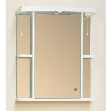 eastbrook mirror cabinet with cornice shaver socket 600mm