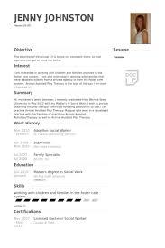 Resume Sample For Social Worker by Download Social Work Resume Haadyaooverbayresort Com
