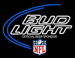 bud light nfl neon sign 52 best beer with sports neon signs images on pinterest ale beer