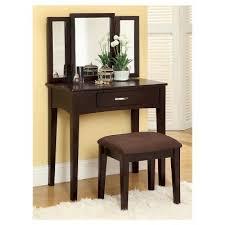 White Vanity Table With Drawers Bedroom Vanity Tables Target